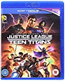Justice League Vs. Teen Titans [Blu-ray]