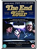 The End Of The Tour DVD