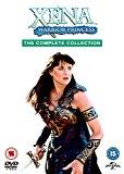 Xena - Warrior Princess: Complete Series 1-6 [DVD]
