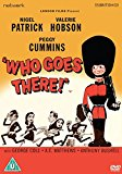 Who Goes There? [DVD]