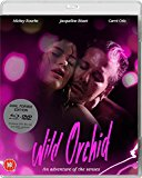 Wild Orchid (1989) Dual Format (Blu-ray & DVD) Blu Ray