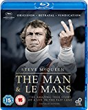 Steve McQueen: The Man & Le Mans [Blu-ray] Blu Ray