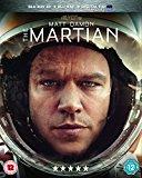 The Martian [Blu-ray+3D + UV Copy] [2015]