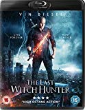 The Last Witch Hunter [Blu-ray] [2015] Blu Ray