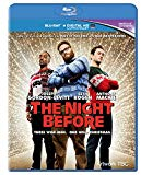 The Night Before [Blu-ray] [2015]