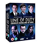 Line Of Duty: Series 1-3 DVD