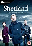 Shetland: Series 1-3 DVD