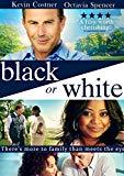 Black Or White [DVD]