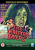 The Vampire Lovers DVD Region 2