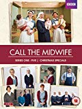 Call the Midwife Series 1-5 Complete [DVD]