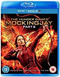 The Hunger Games: Mockingjay Part 2 [Blu-ray] [2015] Blu Ray