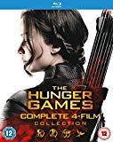 The Hunger Games - Complete Collection [Blu-ray] [2015]