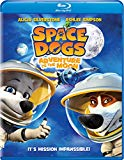 Space Dogs - Adventure to the Moon [DVD] [2014]