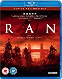 Ran (Digitally Restored) [Blu-ray] [2016] Blu Ray