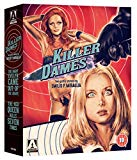 Killer Dames: Two Gothic Chillers by Emilio P. Miraglia Dual Format Blu-Ray + DVD