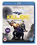 Killjoys season 1 [Blu-ray] [2015]