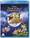Bedknobs and Broomsticks [Blu-ray] [Region Free] Blu Ray