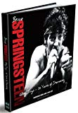 Bruce Springsteen Glory Days- 50 Years of Dreaming Book and 4DVD set