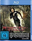 Resident Evil: Retribution [Blu-ray] [2012] [Region Free]