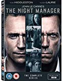 The Night Manager  [2016] DVD