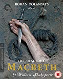 The Tragedy of Macbeth [Blu-ray] [1971] [Region Free]