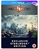 The 5th Wave - Steelbook [Blu-ray] [2016]
