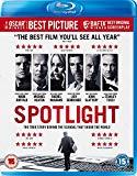 Spotlight [Blu-ray] [2016] Blu Ray