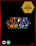 Star Wars: The Force Awakens [Limited Edition Dark Side Artwork Sleeve]  [Blu-ray + Bonus Disc] [2015]