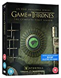 Game of Thrones - Season 1 (Limited Edition Steelbook with Collectible Magnet) [Blu-ray]