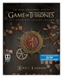 Game of Thrones - Season 2 (Limited Edition Steelbook with Collectible Magnet) [Blu-ray]