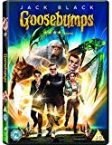 Goosebumps  [2016] DVD