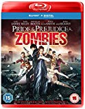 Pride & Prejudice & Zombies [Blu-ray] [2016]