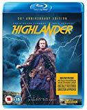 Highlander [Blu-ray] Blu Ray