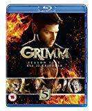 Grimm - Season 5 [Blu-ray] [2015]