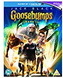 Goosebumps - Blu-ray 3D [2016]