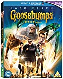 Goosebumps [Blu-ray] [2016]