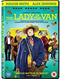 The Lady in the Van [DVD] [2015]