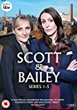 Scott & Bailey - Sereis 1-5 Box Set  [2016] DVD