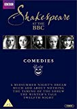 Shakespeare at the BBC: Comedies [DVD]