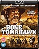 Bone Tomahawk [Blu-ray] [2016]
