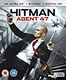 Hitman: Agent 47 [4K Ultra HD Blu-ray + Digital Copy + UV Copy] [2015]