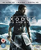 Exodus [4K Ultra HD Blu-ray + Digital Copy + UV Copy] [2014]