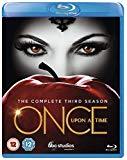 Once Upon A Time Season 3 [Blu-ray] [Region Free]
