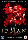IP Man 1,2 & 3 Box Set [DVD]