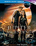 Jupiter Ascending [Blu-ray 3D + Blu-ray] [2015] [Region Free]