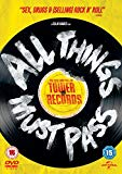 All Things Must Pass [DVD] [2015]
