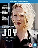 Joy [Blu-ray + Digital HD] [2016]