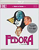 Fedora (1975) (Masters of Cinema) Dual Format (Blu-ray & DVD) edition