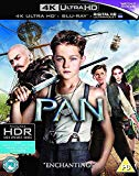 Pan (4K Ultra HD Blu-ray)