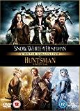 Snow White And The Huntsman/ The Huntsman: Winter's War [DVD] [2015]